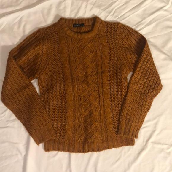 Super comfy knit sweater(never worn)